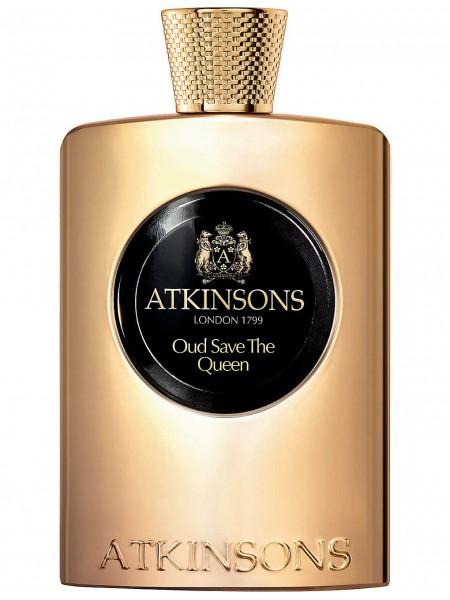 Atkinsons Oud Save The Queen тестер (парфюмированная вода) 100 мл