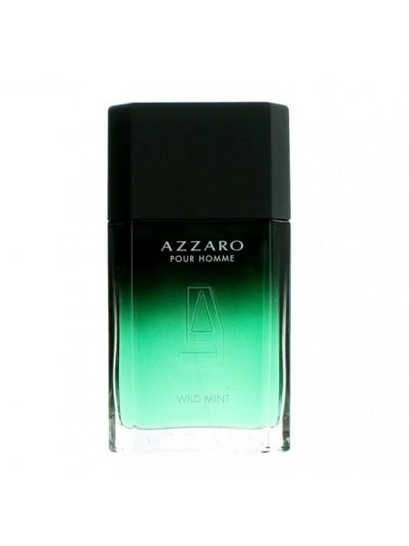 Azzaro Pour Homme Wild Mint тестер (туалетная вода) 100 мл
