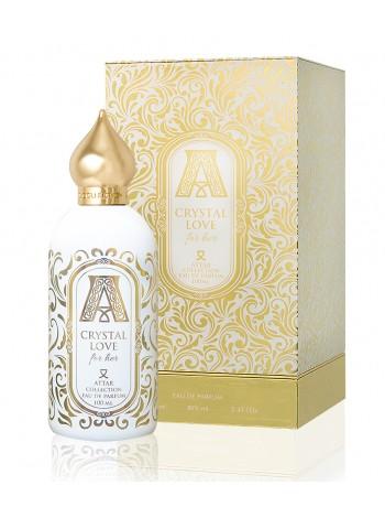 Attar Crystal Love for Her парфюмированная вода 100 мл