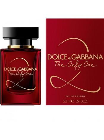 D&G The Only One 2 парфюмированная вода 50 мл