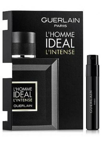 Guerlain L'Homme Ideal L'Intense пробник 1 мл