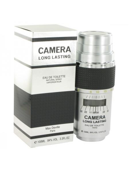 Max Deville Camera Long Lasting туалетная вода 100 мл
