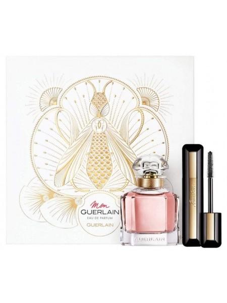 Guerlain Mon Guerlain Подарочный набор (парфюмированная вода 50 мл + тушь 8.5 мл (Black))
