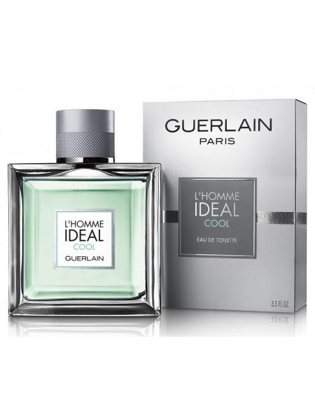 Guerlain L'Homme Ideal Cool туалетная вода 100 мл