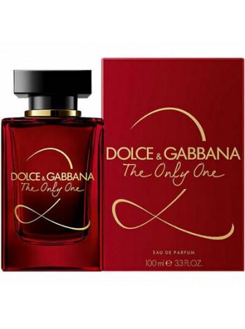 D&G The Only One 2 парфюмированная вода 100 мл