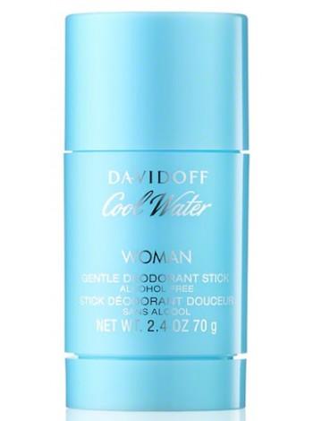 Davidoff Cool Water Woman стиковый дезодорант 70 мл