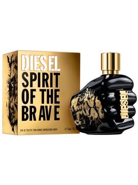 Diesel Spirit Of The Brave туалетная вода 75 мл