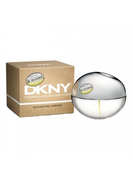 DKNY Be Delicious Eau de Toilette туалетная вода 50 мл