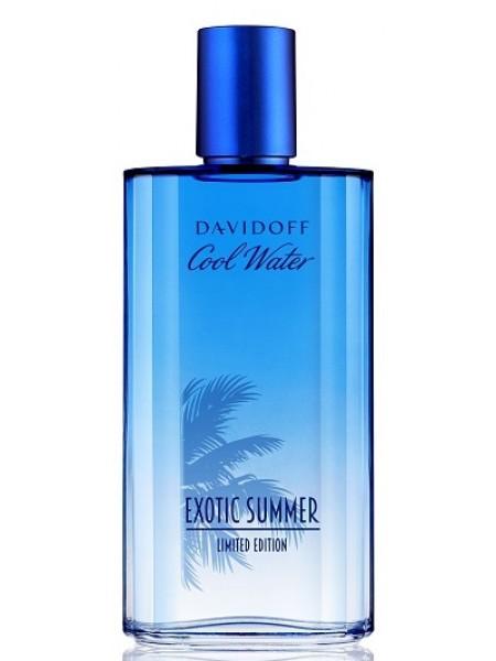 Davidoff Cool Water Exotic Summer Limited Edition тестер (туалетная вода) 125 мл