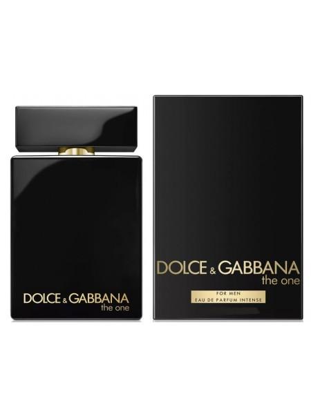 D&G The One for Men Eau De Parfum Intense парфюмированная вода 50 мл