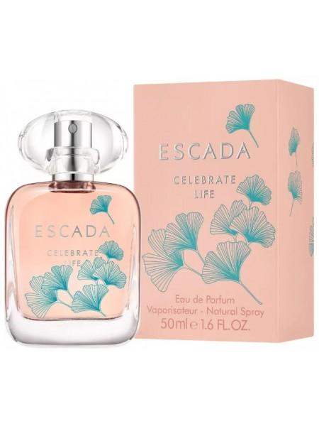 Escada Celebrate Life парфюмированная вода 50 мл