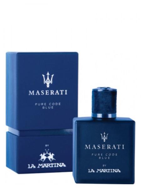 La Martina Maserati Pure Code Blue туалетная вода 100 мл