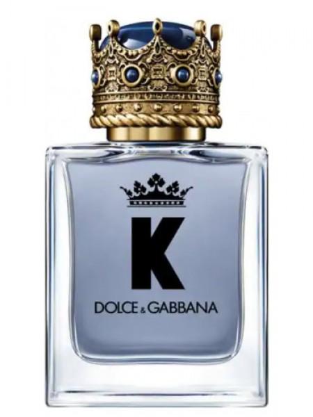 D&G K By Dolce&Gabbana туалетная вода 50 мл