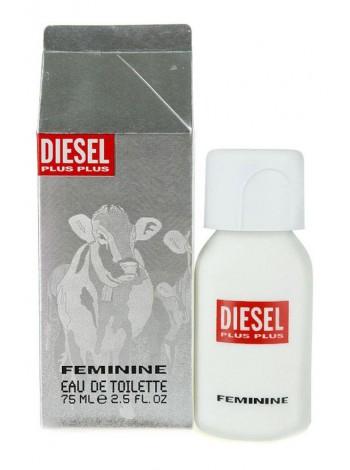 Diesel Plus Plus Feminine туалетная вода 75 мл