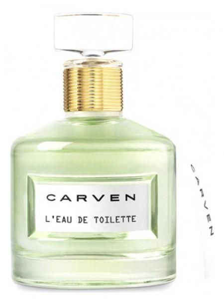 Carven L'Eau de Toilette туалетная вода 50 мл