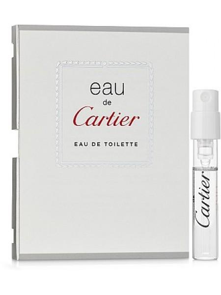 Cartier Eau de Cartier пробник 1 мл