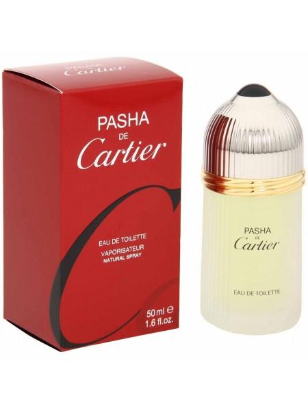 Cartier Pasha de Cartier туалетная вода 50 мл
