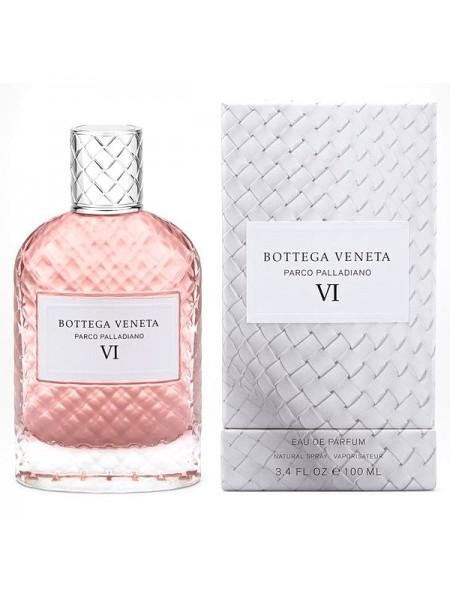 Bottega Veneta Parco Palladiano VI: Rosa парфюмированная вода 100 мл