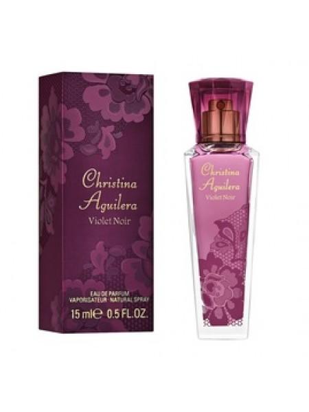 Christina Aguilera Violet Noir парфюмированная вода 15 мл