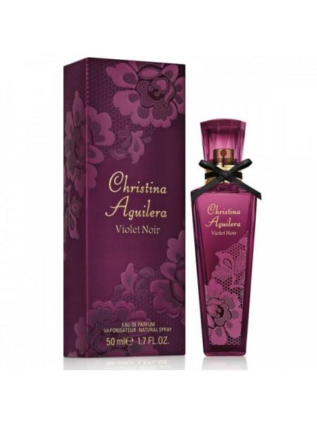 Christina Aguilera Violet Noir парфюмированная вода 50 мл