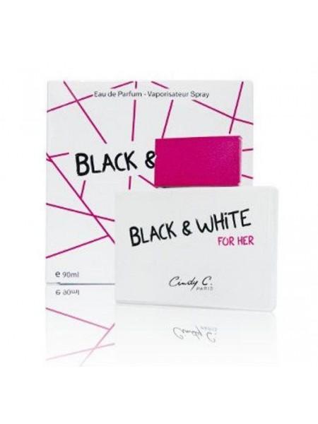 Cindy Crawford Black & White For Her парфюмированная вода 90 мл