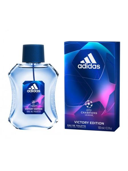 Adidas UEFA Champions League Victory Edition туалетная вода 100 мл