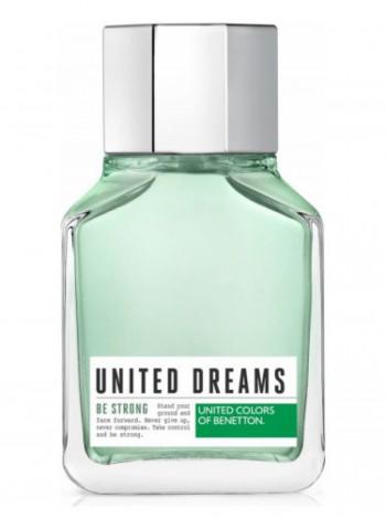 Benetton United Dreams Be Strong тестер (туалетная вода) 100 мл