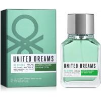 Benetton United Dreams Be Strong туалетная вода 100 мл