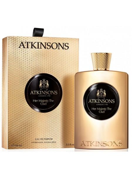 Atkinsons Her Majesty The Oud парфюмированная вода 100 мл