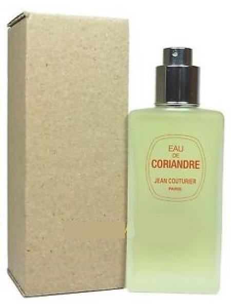 Jean Couturier Eau de Coriandre тестер (туалетная вода) 100 мл