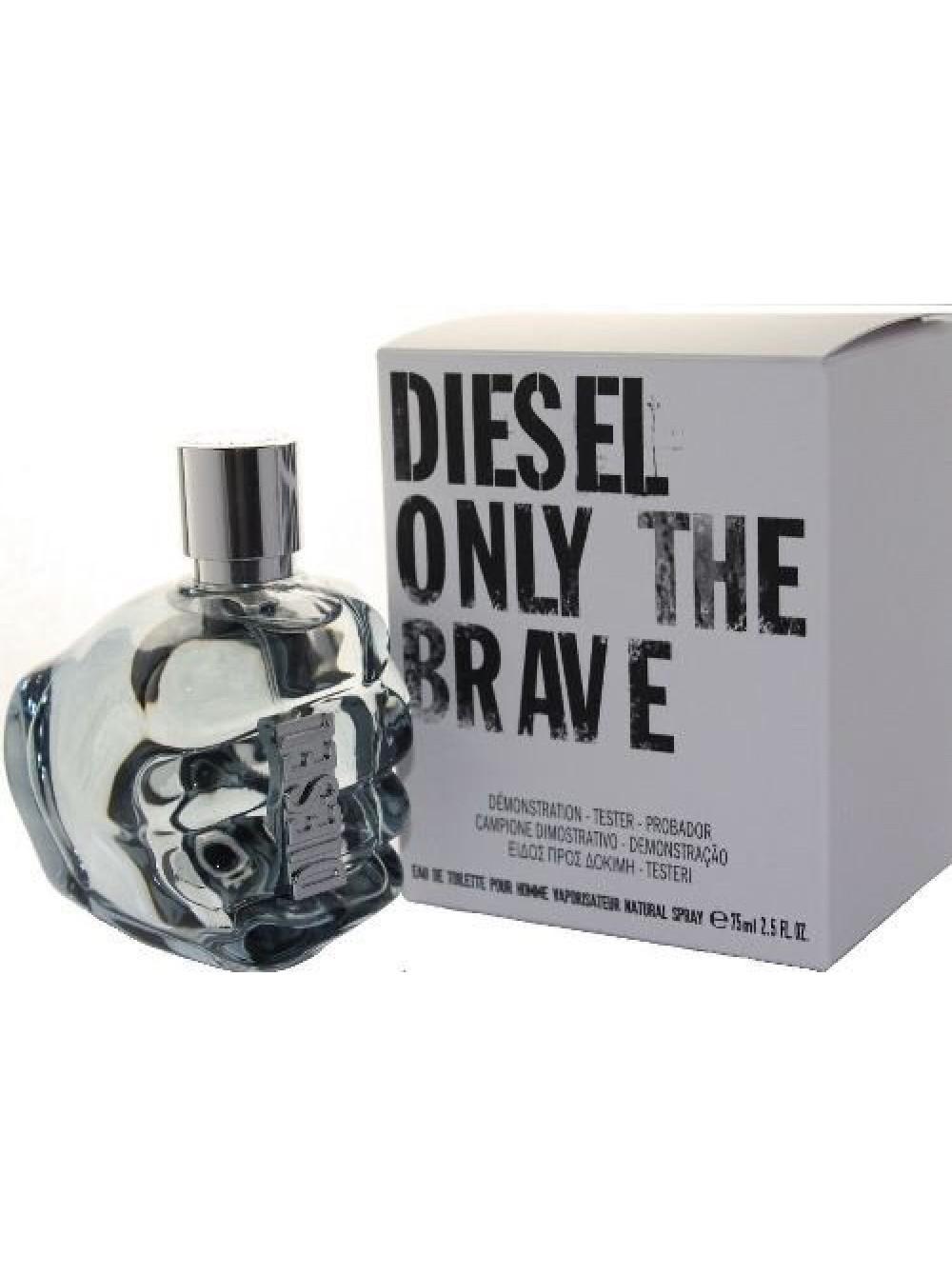 купить Diesel Only The Brave тестер туалетная вода 75 мл в