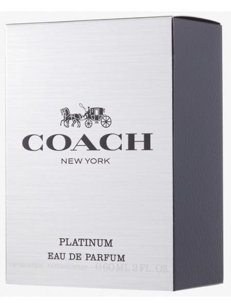Coach Platinum парфюмированная вода 60 мл
