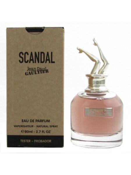 Jean Paul Gaultier Scandal тестер (парфюмированная вода) 80 мл