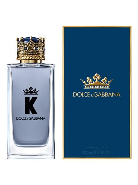 D&G K By Dolce&Gabbana туалетная вода 100 мл