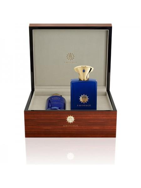 Amouage Interlude Man Подарочный набор (парфюмированная вода 100 мл + гель для душа 100 мл)