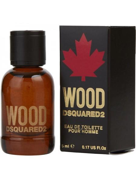 Dsquared2 Wood for Him миниатюра 5 мл