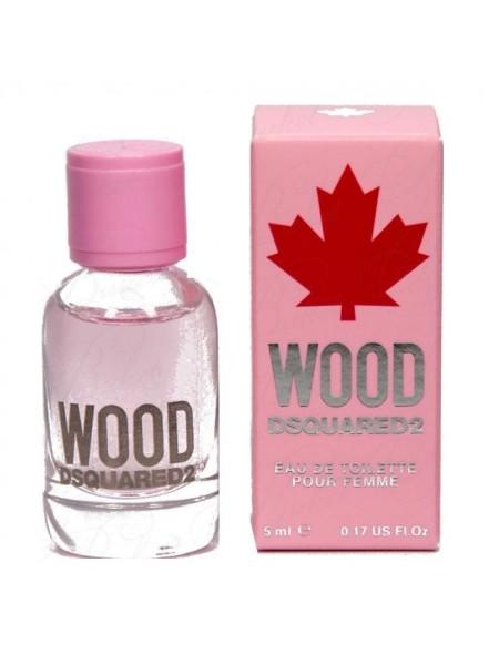 Dsquared2 Wood pour Femme миниатюра 5 мл