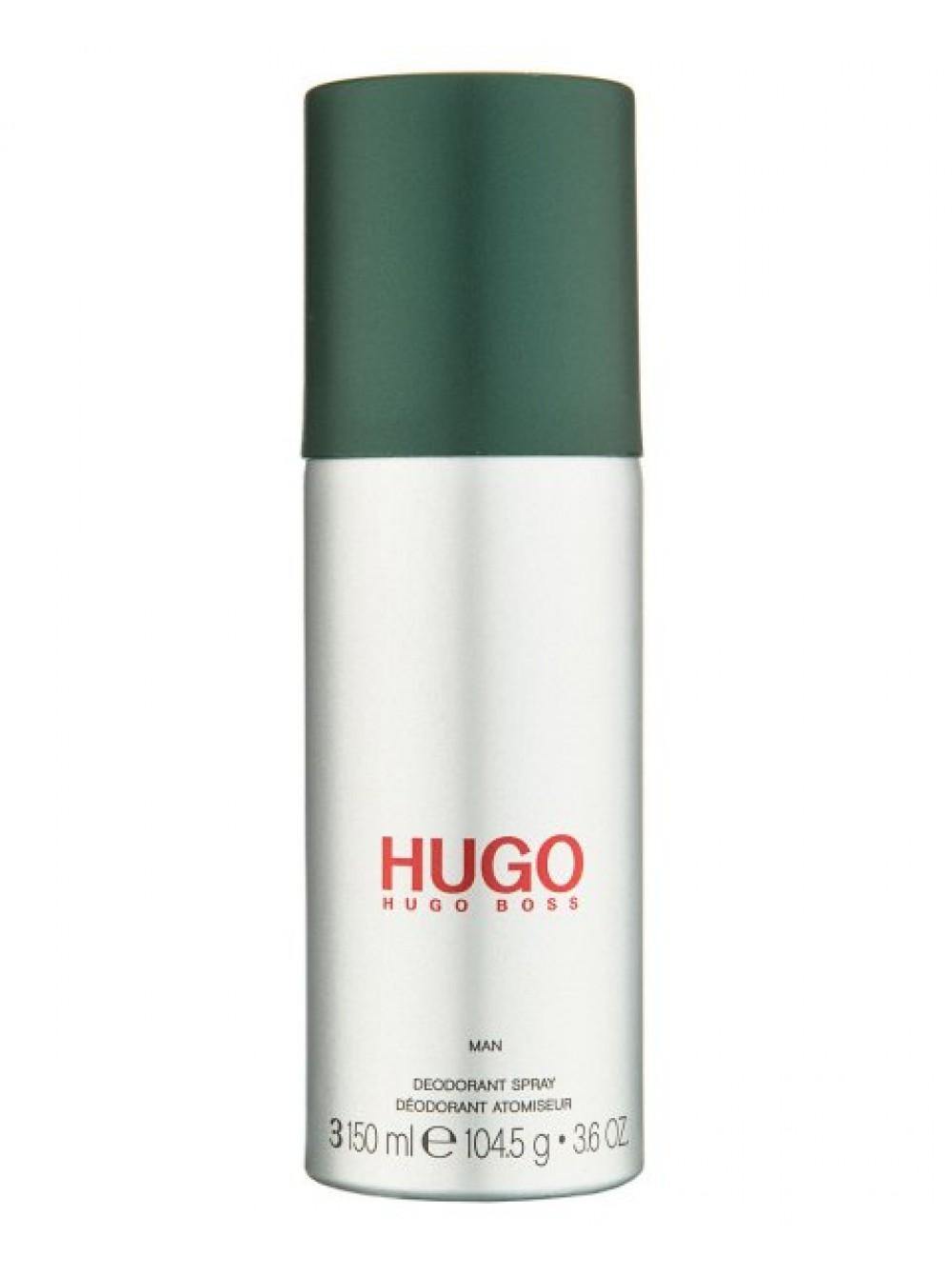 купить Hugo Boss Hugo Man дезодорант спрей 150 мл в интернет