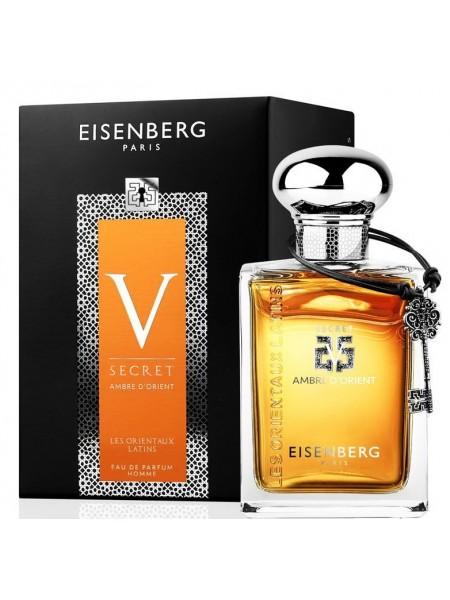 Eisenberg Secret V Ambre D'Orient Homme парфюмированная вода 50 мл