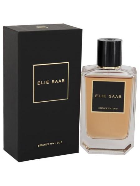 Elie Saab Essence No 4 Oud парфюмированная вода 100 мл