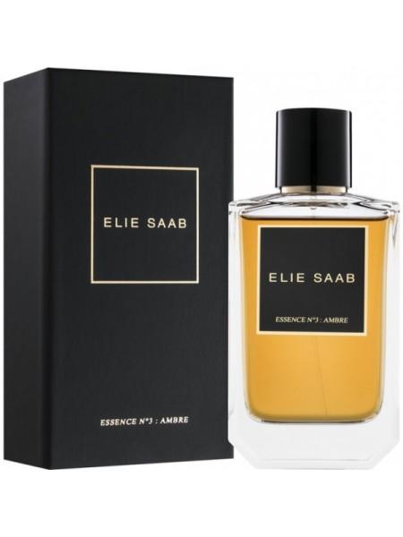 Elie Saab Essence No 3 Ambre парфюмированная вода 100 мл