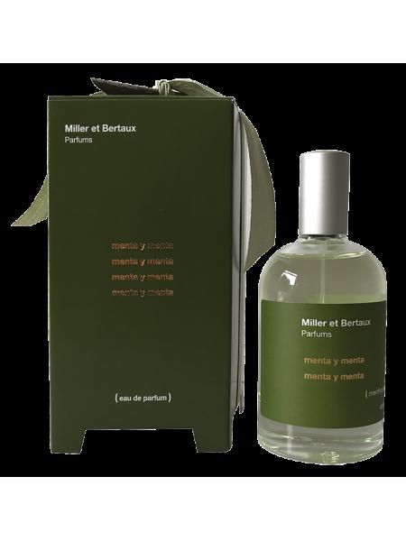 Miller et Bertaux Menta Y Menta парфюмированная вода 100 мл