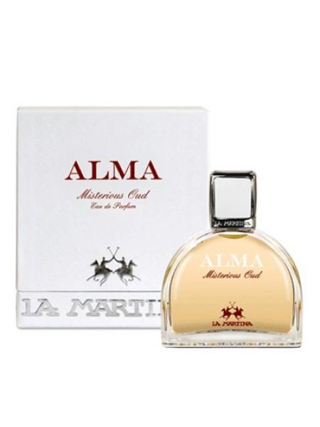 La Martina Alma Collection Mysterious Oud парфюмированная вода 50 мл