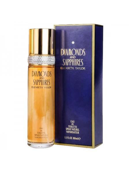 Elizabeth Taylor Diamonds and Sapphires туалетная вода 100 мл