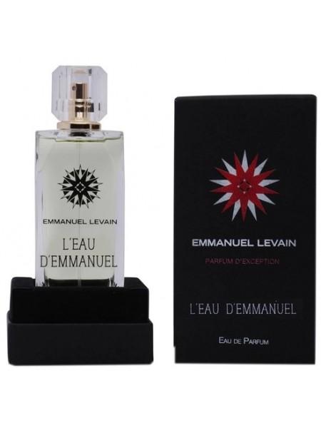 Emmanuel Levain L'eau D'emmanuel парфюмированная вода 100 мл