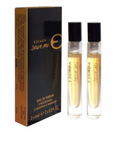 Escada Desire Me парфюмированная вода 2*6 мл