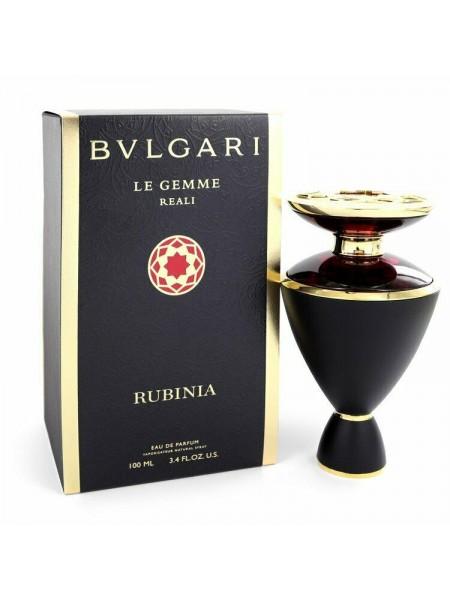 Bvlgari Le Gemme Reali Rubinia парфюмированная вода 100 мл