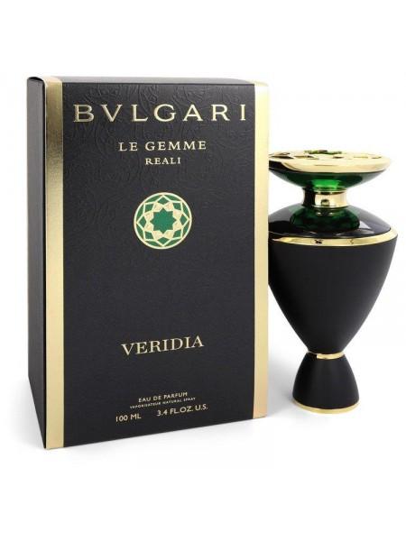Bvlgari Le Gemme Reali Veridia парфюмированная вода 100 мл