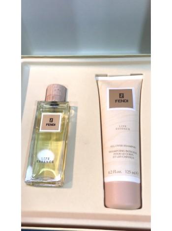 Fendi Life Essence Подарочный набор (туалетная вода 50 мл + шампунь 125 мл)