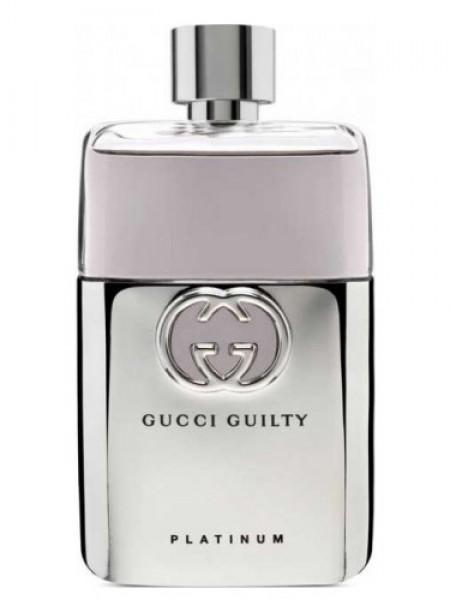 Gucci Guilty Pour Homme Platinum тестер (туалетная вода) 90 мл